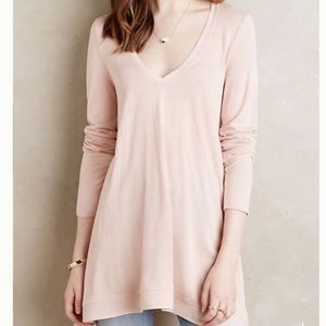Anthropologie Deletta Lokka tunic top